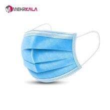 😷 ماسک سه لایه پرستاری(ملت بلون) 50 عددی