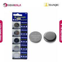 باتری سکه ای تیانکیو مدل 2032